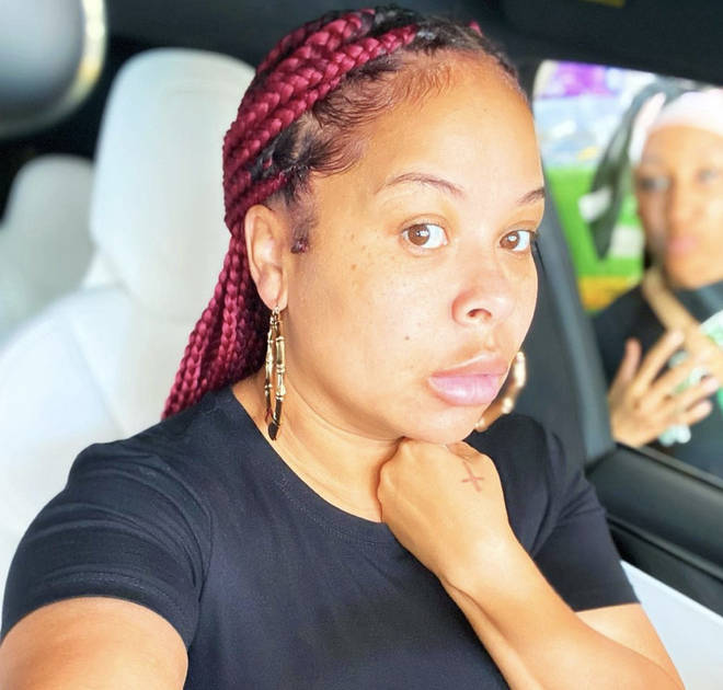 Sabrina Peterson, alleged that T.I pulled a gun out on her. She also alleged the couple had been abusive to her over the years.