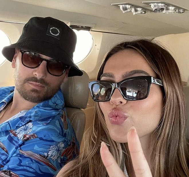 Scott Disick and his girlfriend Amelia Hamlin have received criticism for their relationship, due to their 18-year age gap.