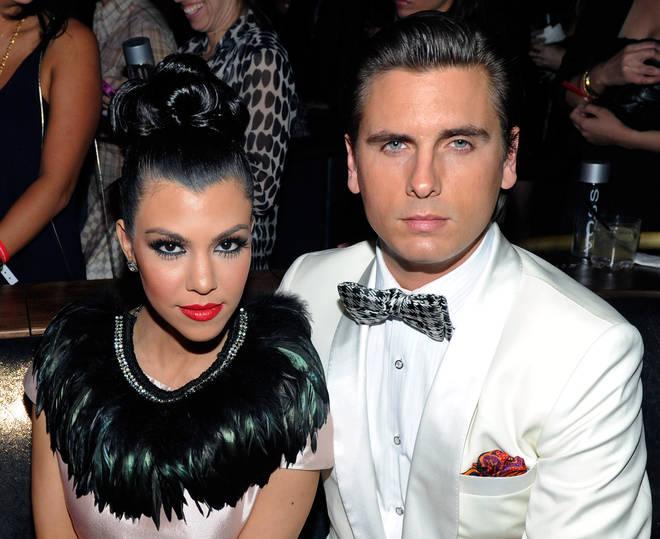 Kourtney Kardashian and Scott Disick split for good in 2017.