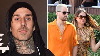Travis Barker 'throws shade' at Scott Disick's and girlfriend Amelia Hamlin's relationship