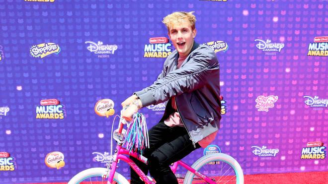 Jake at the Radio Disney Music Awards