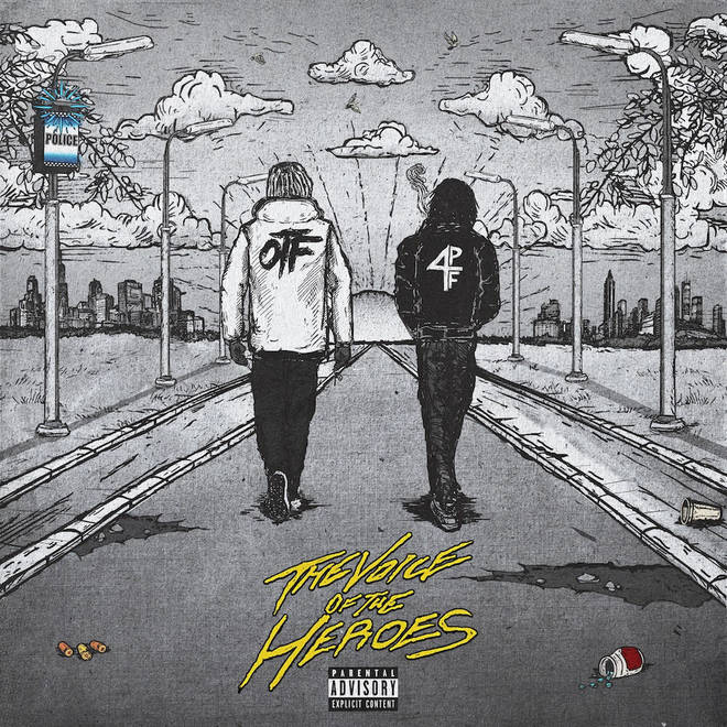 Lil Baby & Lil Durk's joint album 'Voice of the Heroes' will be released on Friday (Jun 4).