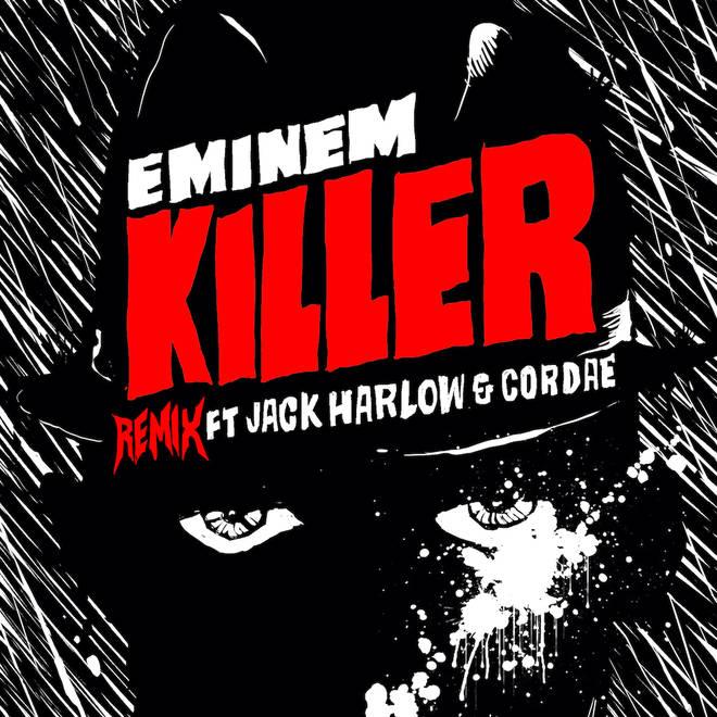 Eminem 'Killer' (Remix) ft. Jack Harlow & Cordae lyrics meaning explained
