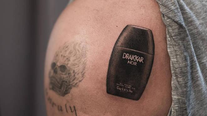 Dakkar Noir bottle