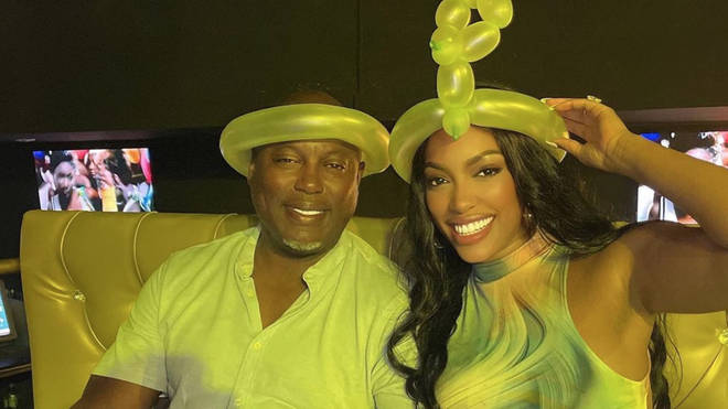 Porsha and Simon became trending after they announced their engagement on social media.