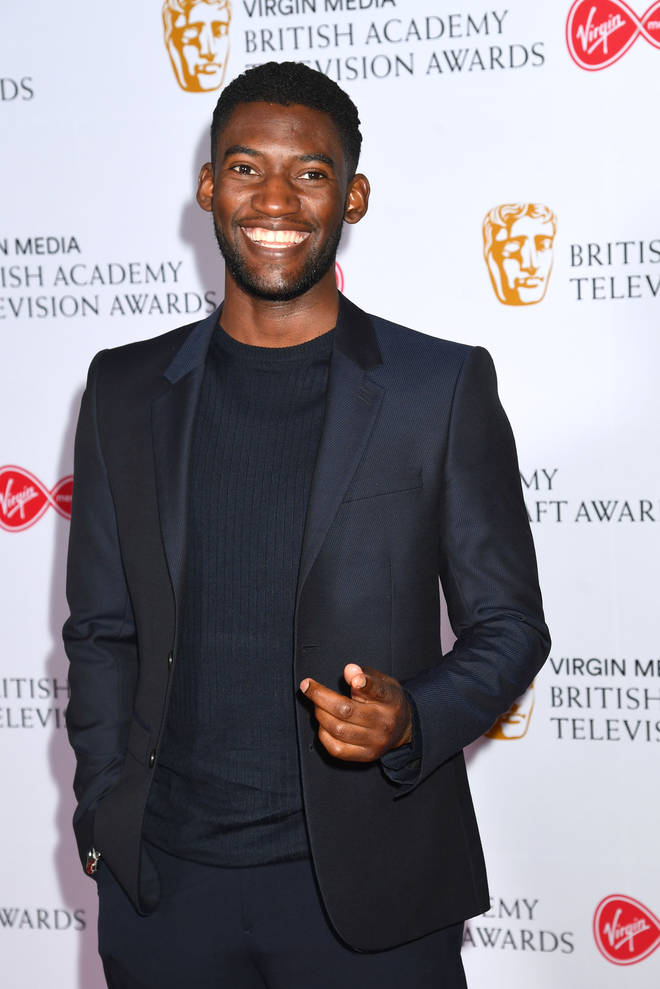 Malachi Kirby won Best 'Supporting Actor'