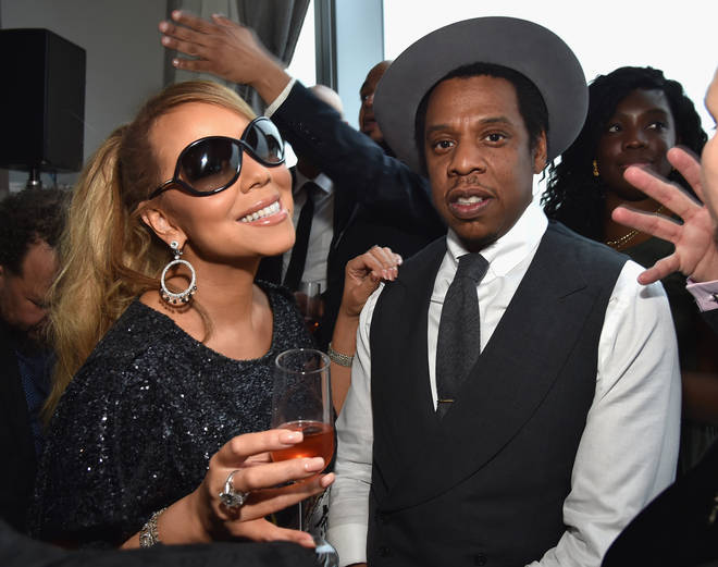 In 2017, Mariah Carey signed with the Roc Nation record label, which Jay founded in 2008.