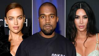 Kanye West dating history: from Irina Shayk to Kim Kardashian
