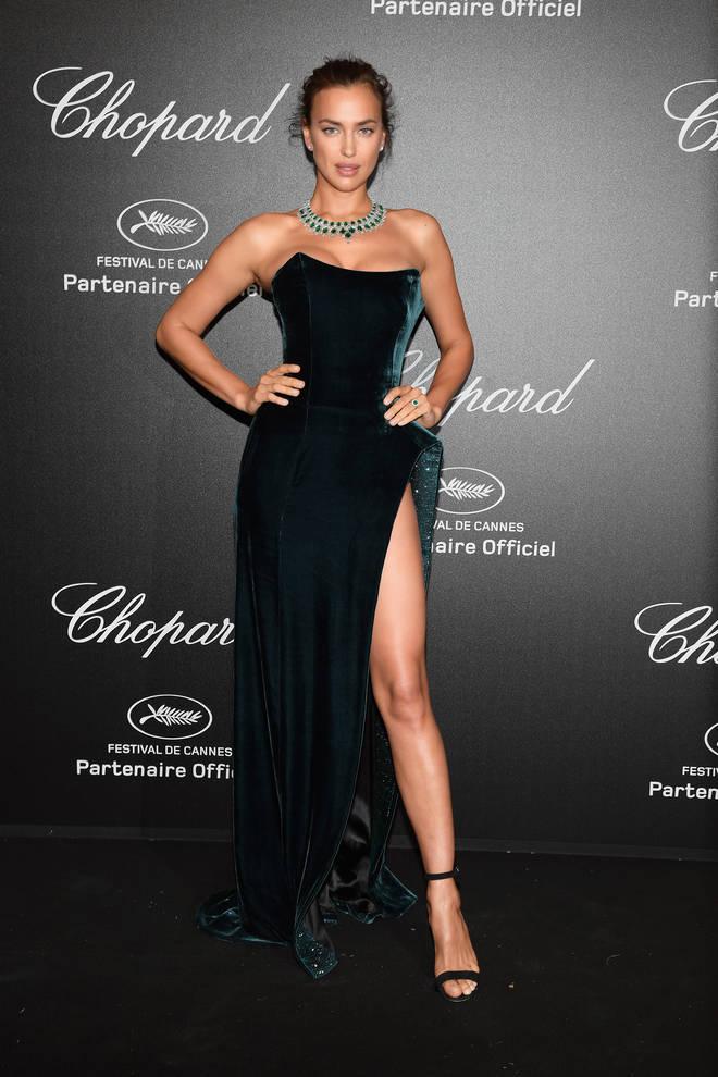 Irina Shayk is a Russian model and actress.