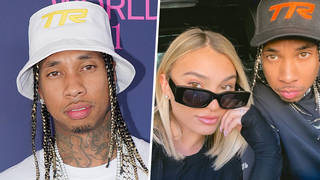 Tyga and Camryn Swanson spark engagement rumours after star spotted with diamond ring