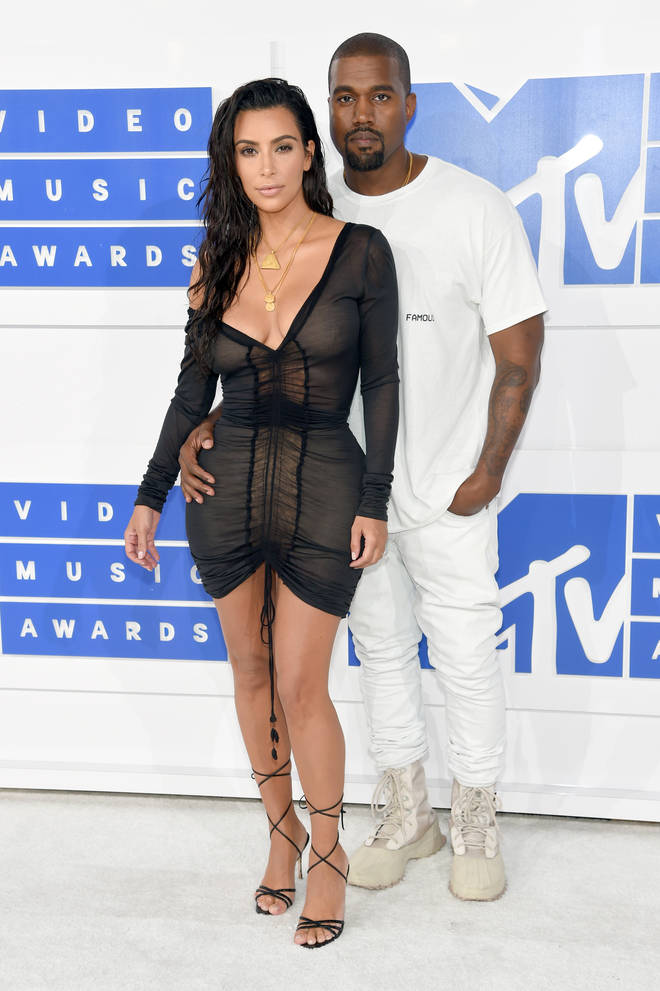 Kim and Kanye had been married for 6 years before they announced their divorce