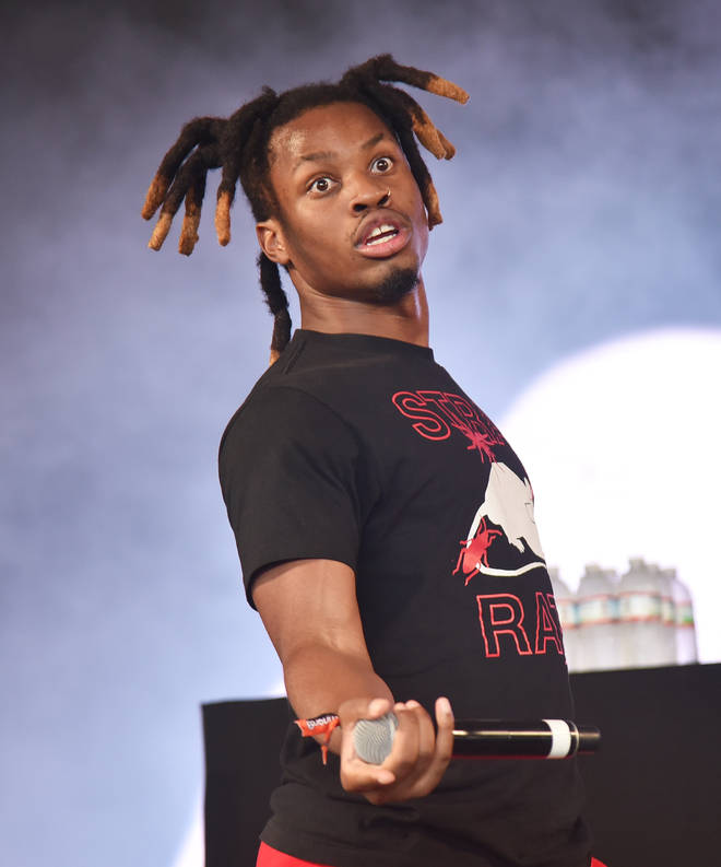 Denzel Curry makes two DBZ references in his song 'Ultimate'