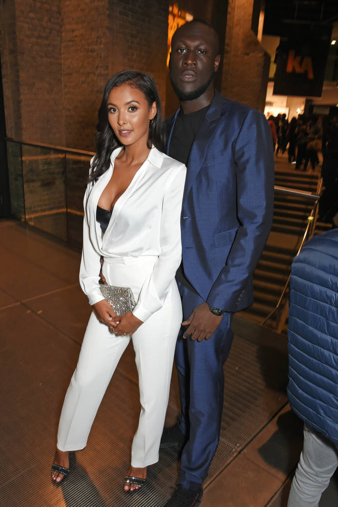 Maya Jama and Stormzy dated for four years until they broke up in August 2019.