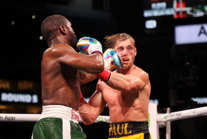 Floyd Mayweather v Logan Paul boxing fight took place at the Hard Rock Stadium in Miami on June 6th, 2021.