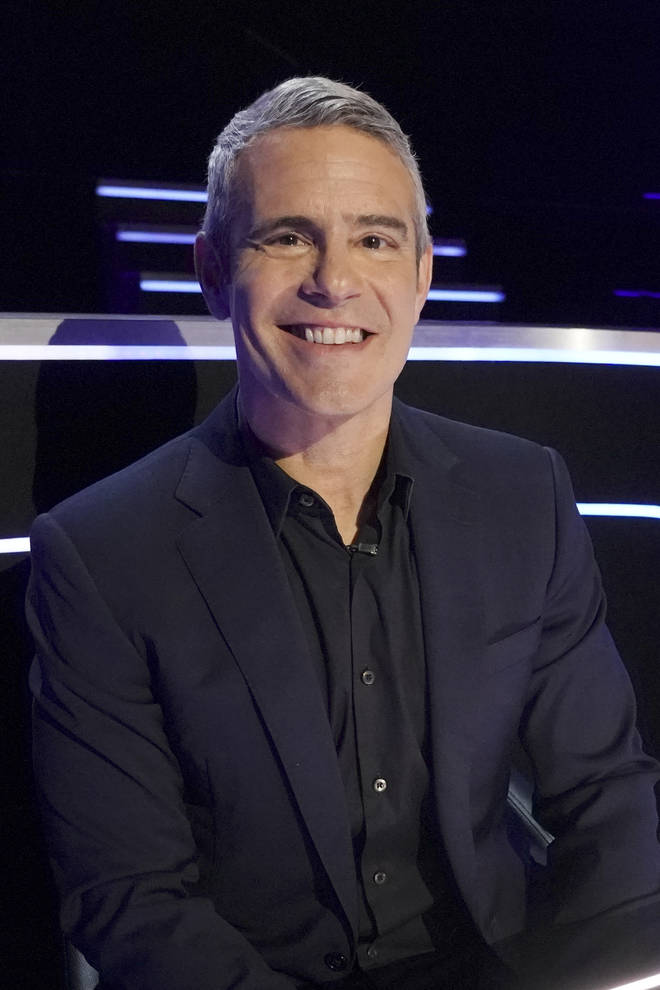 Andy Cohen is an American late night talk show host.