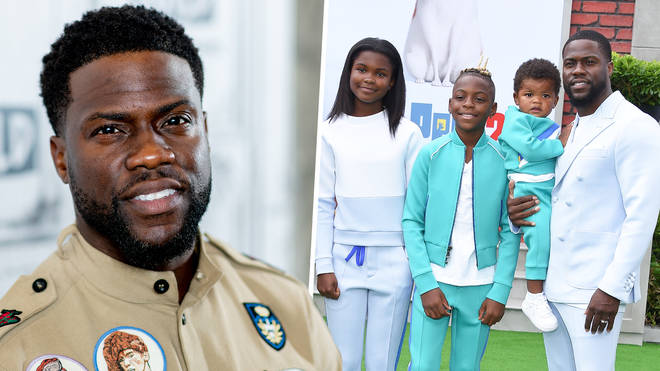 Who are Kevin Hart's kids? Names and ages revealed