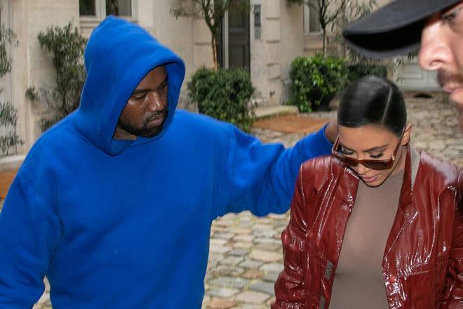 Kim Kardashian filedfor divorce from her third husband Kanye West in February.