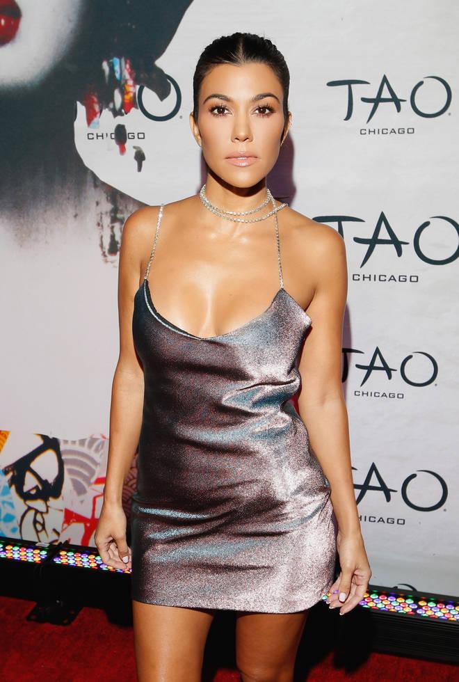 Kourtney is the oldest Kardashian sister