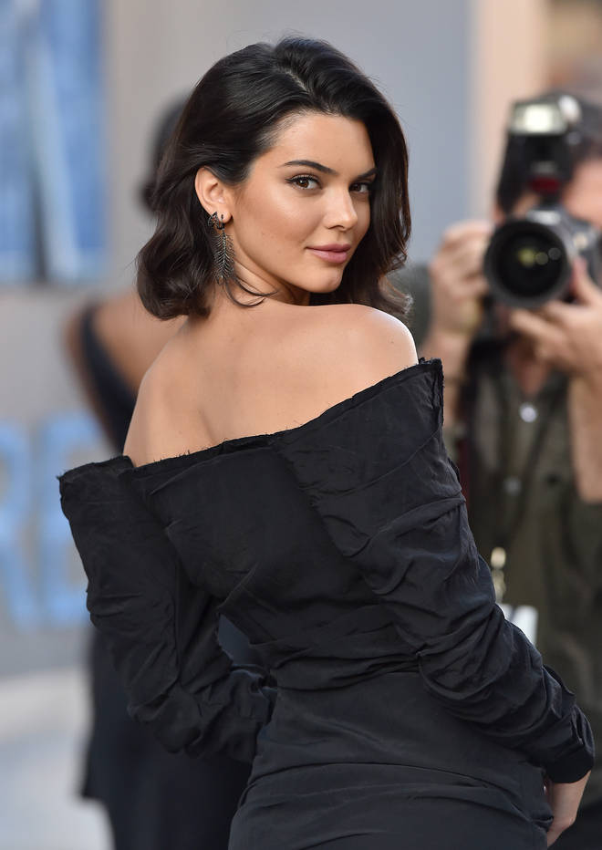 Kendall Jenner is the oldest of her and Jenner sister Kylie