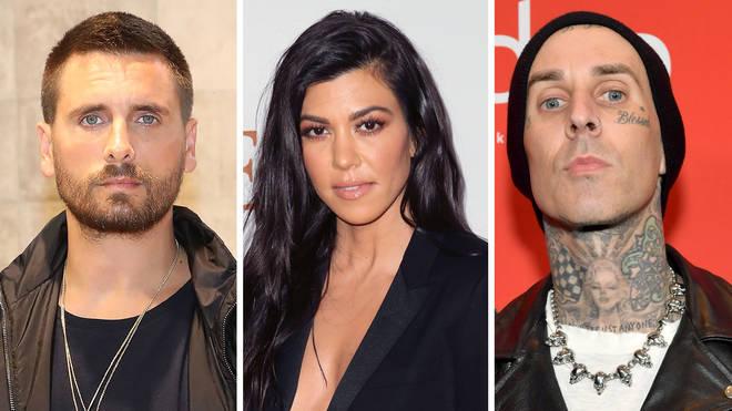 Kourtney Kardashian dating history: From Scott Disick to Travis Barker