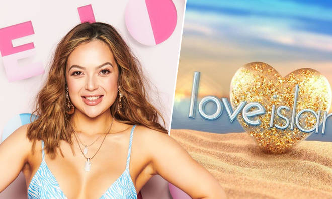 Who is Sharon Gaffka? Love Island 2021 contestant's age & Instagram revealed