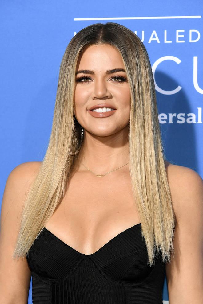 Khloe Kardashian admitted to having a nose job