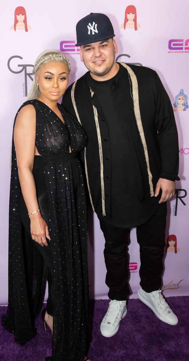 Rob Kardashian shares daughter dream with Blac Chyna