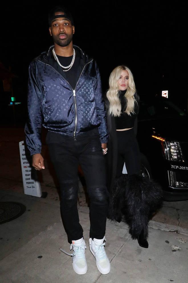 Tristan Thompson and Khloe Kardashian reportedly split a few weeks ago.