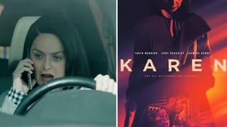 Karen is the name of upcoming American thriller film