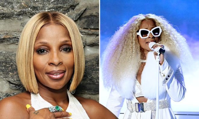 What is Mary J. Blige's net worth?