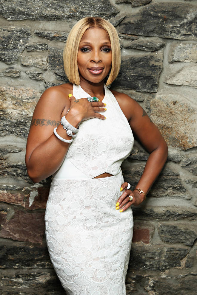 Blige revealed details of her toxic relationship in an interview with the Guardian