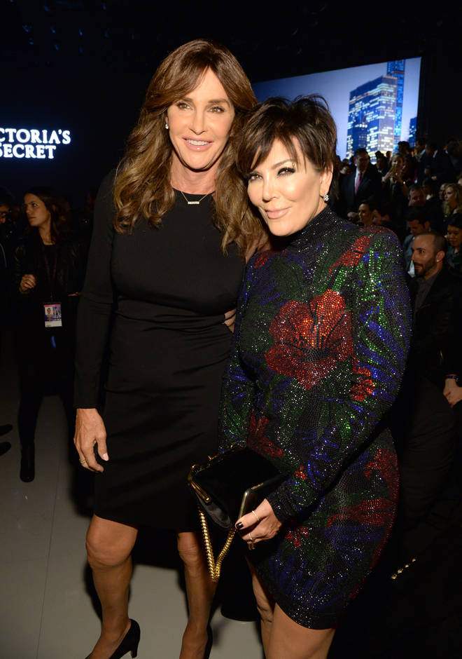 Kris and Caitlyn shared a tumultuous relationship after Caitlyn's transition.