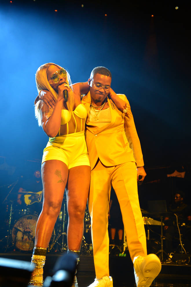 The iconic pair had a joint tour in 2019