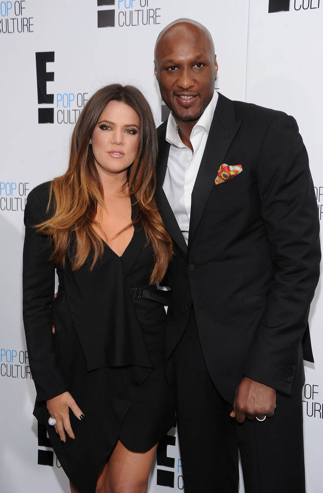 Khloe was married to former basketball player Lamar Odom