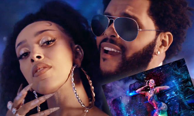 Doja Cat and The Weeknd have linked up for their new joint 'You Right'.