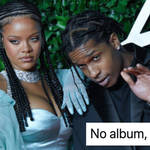 Rihanna and A$AP Rocky 'refused entry into New York club for not having ID'