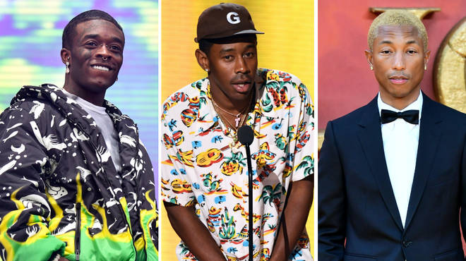 Tyler, The Creator has a new song featuring Lil Uzi Vert and Pharrell Williams