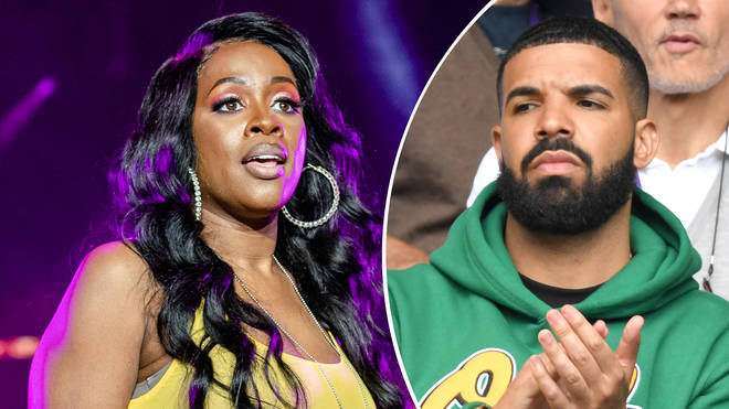 "Remy Ma suggested people are going to give Drake ""a harder time."""