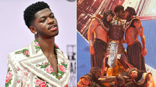Lil Nas X stole the show at the BET awards