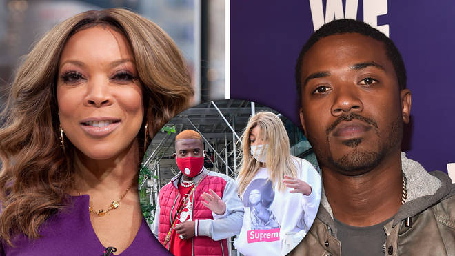 Wendy Williams & Ray J fans hilariously react after pair spotted out 'linking arms'