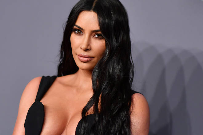 """Kim Kardashian has been criticised for wearing an """"inappropriate"""" dress to the Vatican."""