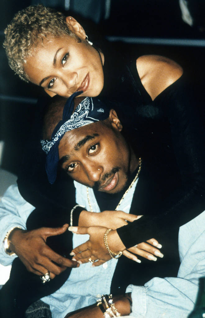 Jada and Tupac had a very close relationship