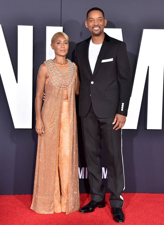 Jada is now married to actor Will Smith