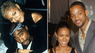 Jada asked Tupac not to 'beat up Will Smith'