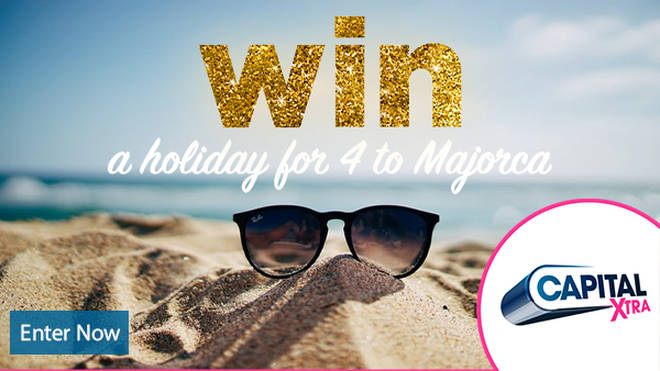 Win a holiday for four