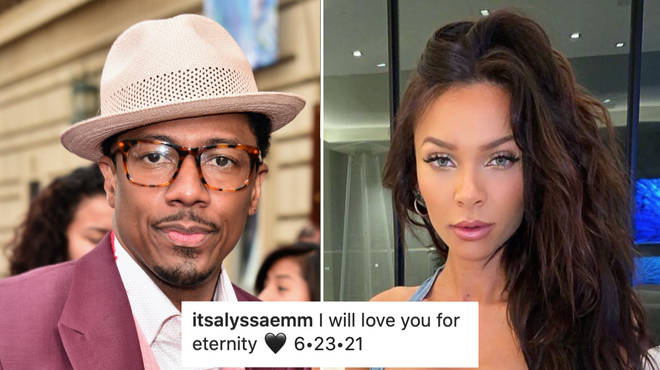Nick Cannon welcomes his seventh child with Alyssa Scott