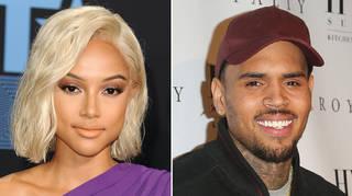 Karrueche shut down rumours surrounding her and Chris Brown