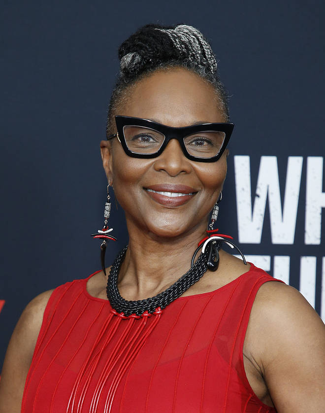 Suzzanne has won a NAACP Image Award