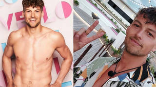 Hugo is said to be Love Island's first physically disabled contestant