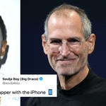 Soulja Boy claims he was the first rapper to own an iPhone